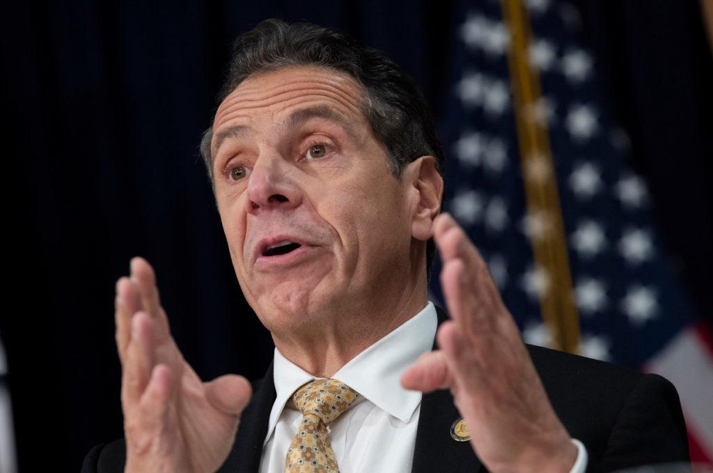Signed NY Child Victims Act
