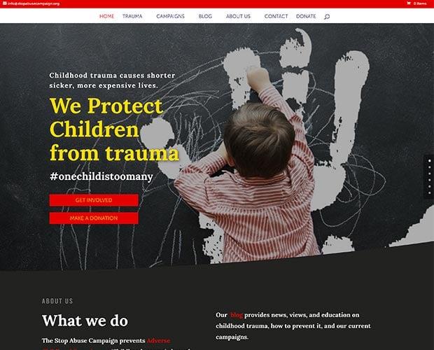 Childhood trauma causes shorter sicker, more expensive lives.