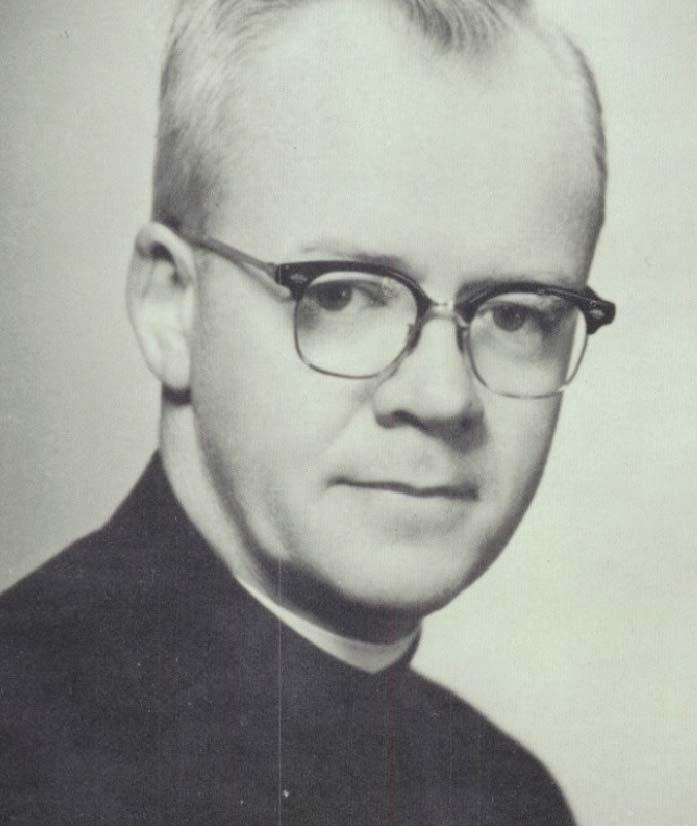 "Fr. Cornelius ""Neil"" Carr, S.J."