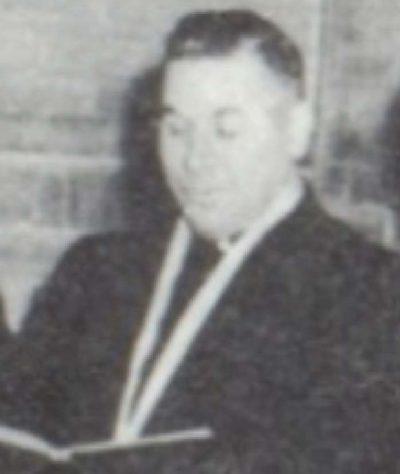 Fr. Edward N. Leroux