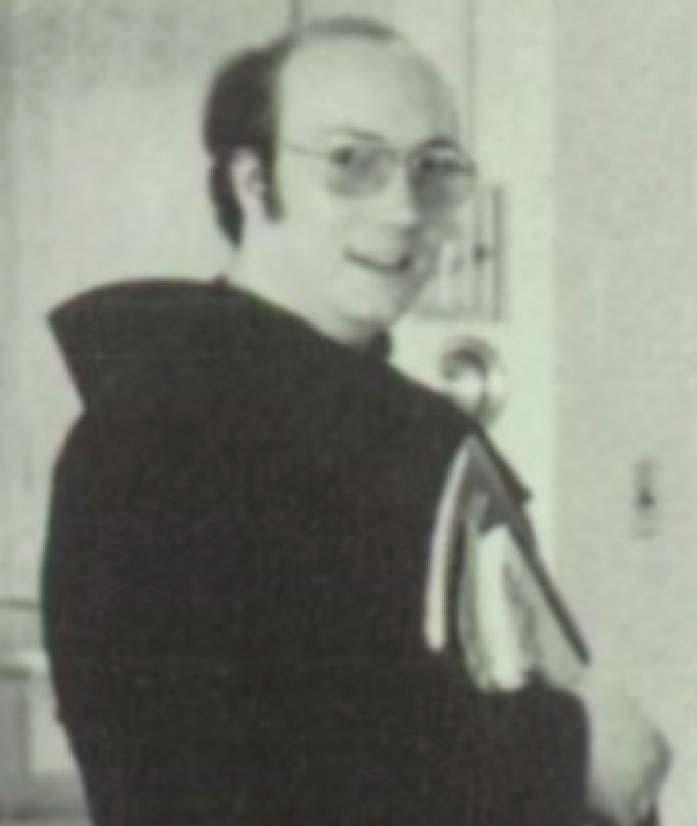 Fr. Frank M. Genevive, O.F.M.
