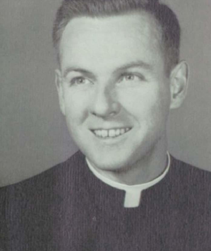 Fr. George J. Callaghan, O.S.A