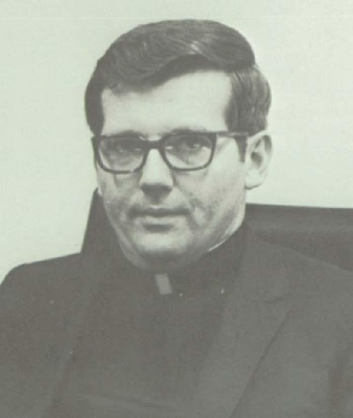 Fr. John F. Connolly