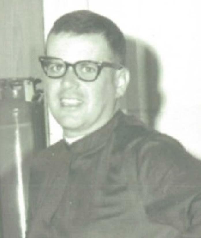 Fr. John H. Duggan, S.J.
