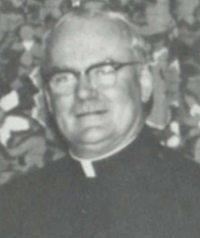 Fr. John J. Gallagher, O.S.A.
