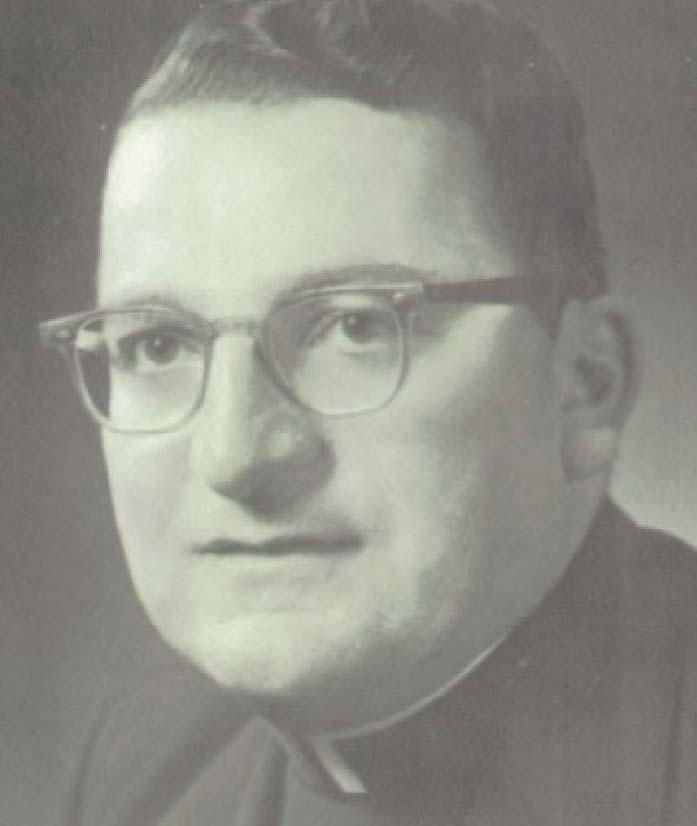 Fr. Joseph Keyrouze