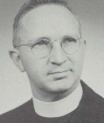Fr. Mark A. Finan, S.J.