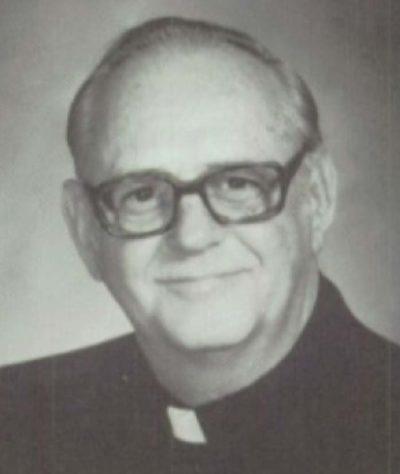 Fr. Raymond Fullam, S.J.