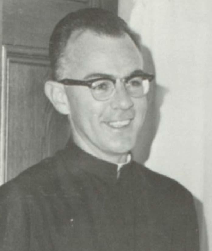 Fr. Robert B. Cullen, S.J.
