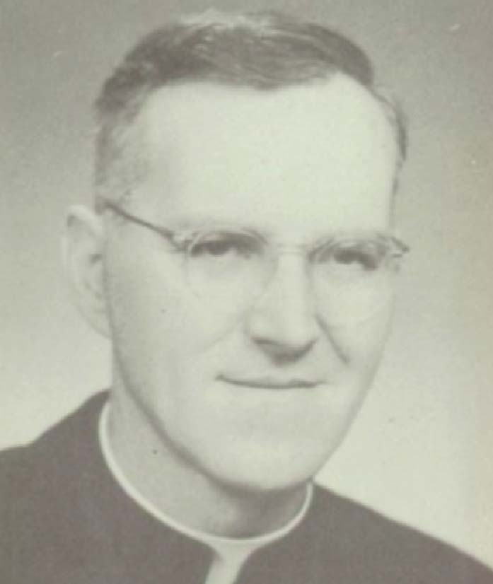 Fr. William B. Cahill, S.J.