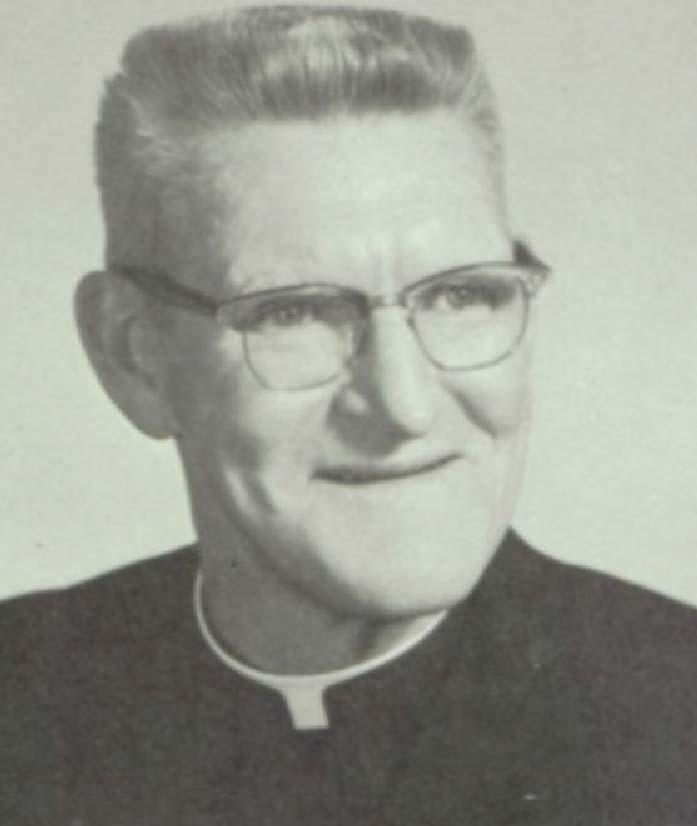 Fr. Cornelius K. Murphy, S.J.
