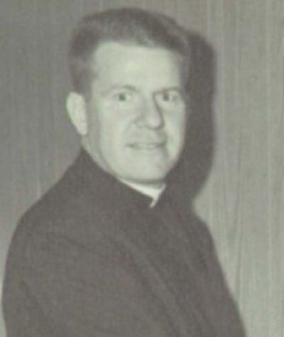Fr. Neil P. McLaughlin, S.J.