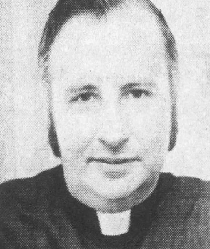 Fr. Peter McCormick, S.P.