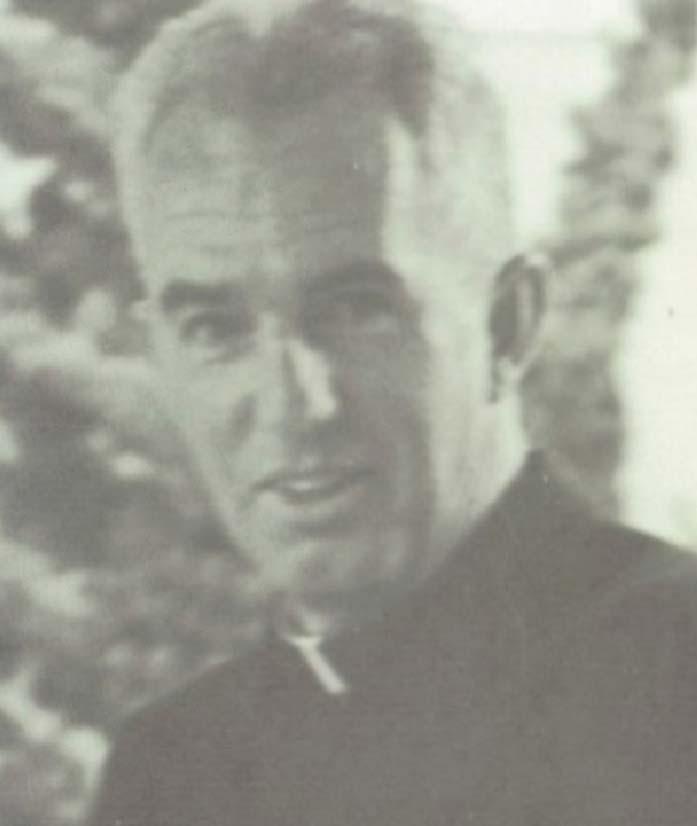 Fr. Raymond A. Devlin, S.J.