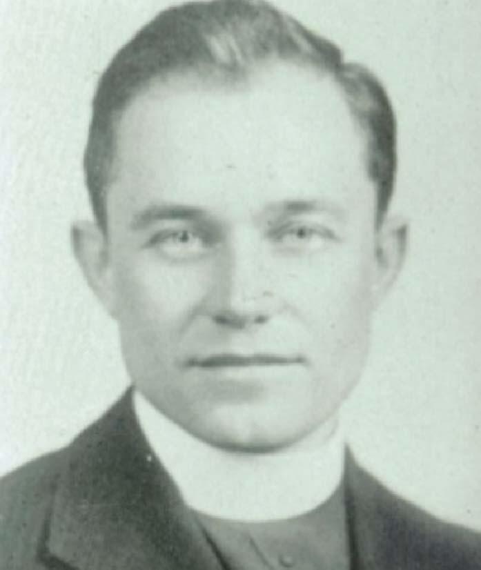 Fr. William C. Wehrle, S.J.
